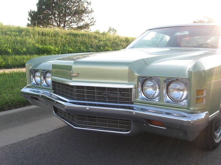 1972 Chevrolet Caprice for sale #1893431 | Hemmings Motor News