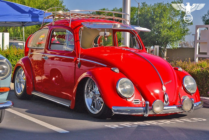 i want one when i win the lotto but id have to learn stick. yea right  -  VW beetle herbie