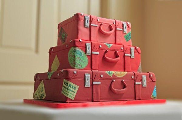 The Buttery Luggage Cake for wedding grooms: Butteri Luggage, Butteri Create, Cakes Art, Luggage Cakes, Weddings, Decoration Idea, Drinks Idea, Suiteca Cakes, Design Idea