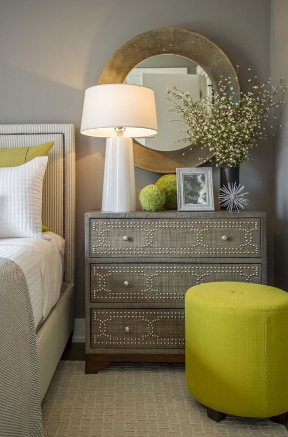 Different design but neat idea for a nightstand