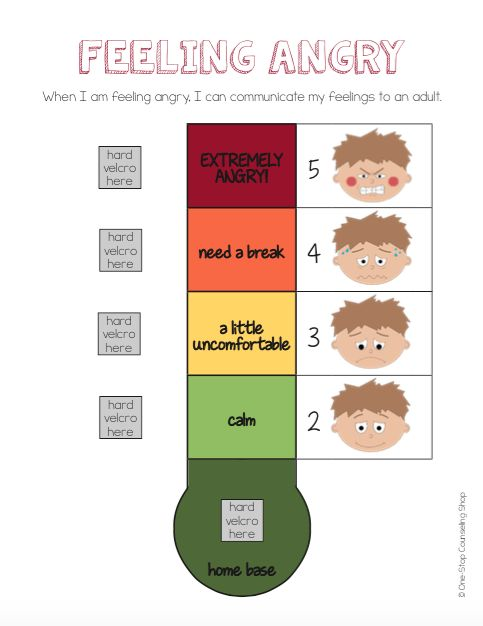 Interactive Social Skills Notebook