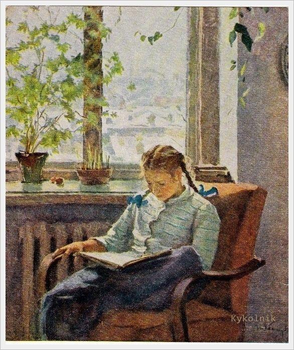 """Tatiana Yablonsky Nilovna (Rosja, Ukraina, 1917-2005) Część III. lata 1960 - 1951. - """"Impressions więcej wiedzy ..."""""""