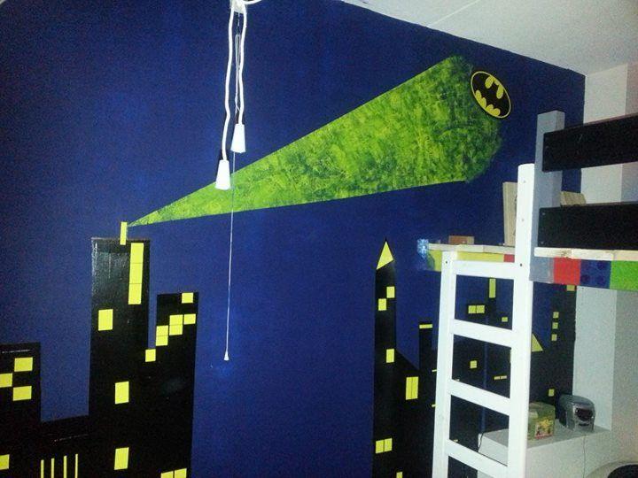 Meer dan 1000 idee n over lego muur op pinterest lego kunst aan de muur lego kamer en lego - Zoon deco kamer ...