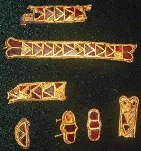 Hunnic Gold Hoard from Nagyszeksos
