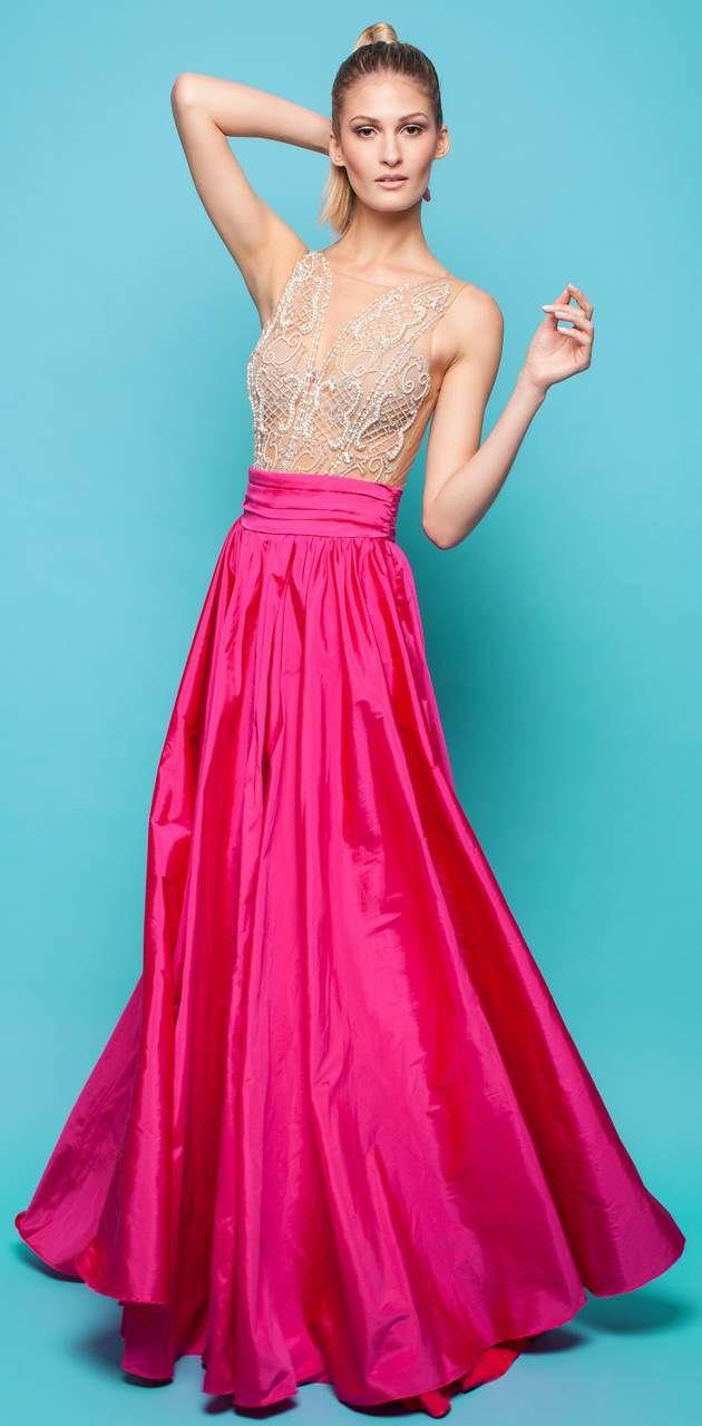 993 best vestidos com pedraria images on Pinterest | Vestidos de ...