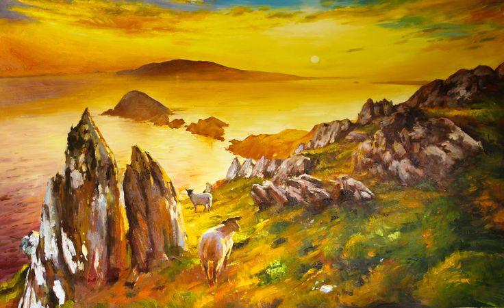 Blasket Islands Kerry