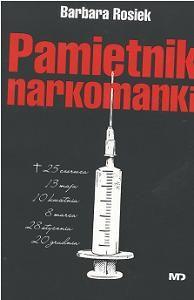 Okładka książki Pamiętnik narkomanki