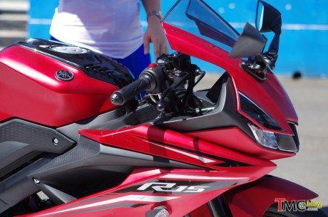 tmcblog.com » Galeri Foto Pertama All New Yamaha R15 MY 2017