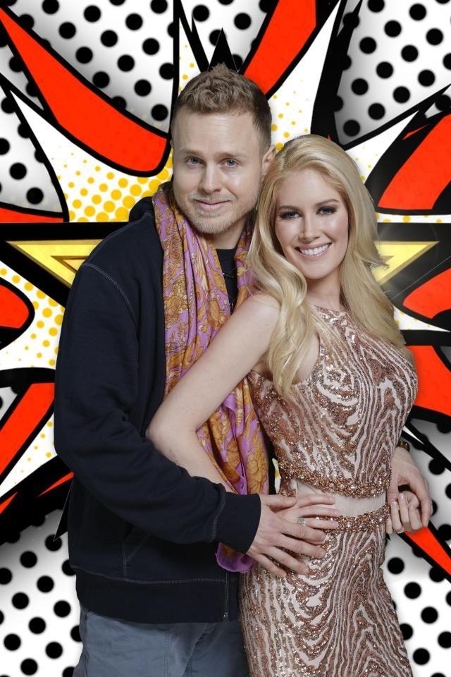 Who are Spencer Pratt and Heidi Montag (AKA Speidi)? Celebrity Big Brother 2017 housemates and reality stars