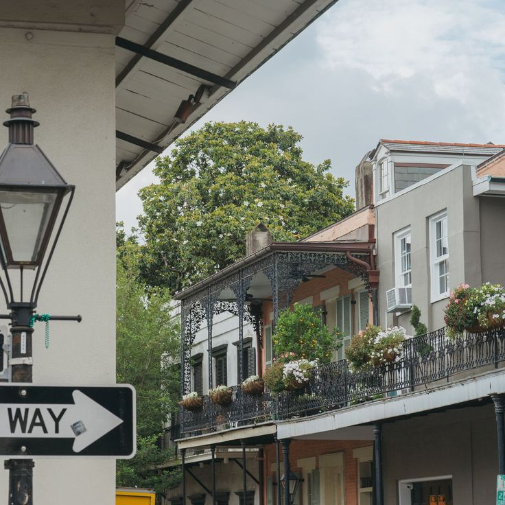 New Orleans is an ever changing place of beautiful scenery. #FrenchQuarter #NOLA