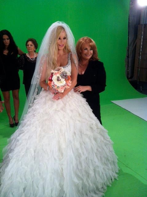 "The Brides of Beverly Hills!  Things are just getting started! Renee  Strauss has a Stellar season 2 underway; truly spectacular offerings from the best artisans in the world!!!  I am honored to be among such talent! Thank you Renee!  ""Stay tuned""!!!!  http://www.crystalbroochbouquets.com/"