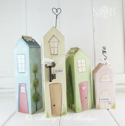 Shabby Art Boutique: Home Sweet 'shabby' Home