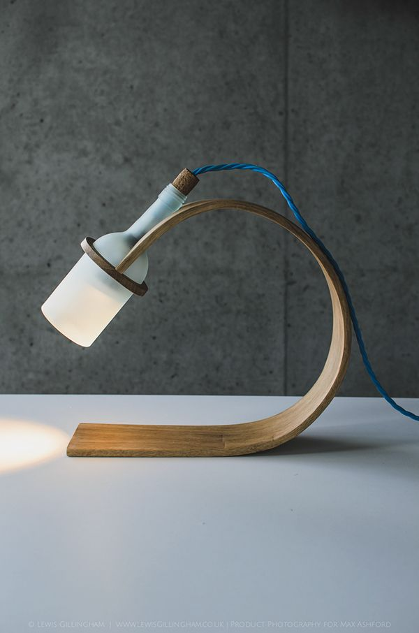 Quercus is designed to be a sustainable stylish and functional desk lamp for the young professional. The lamp is made using sustainable techniques and materials.