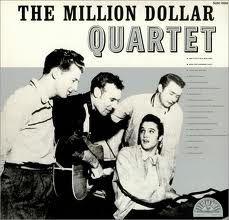 Resultado de imagem para o quarteto de 1 milhao de dolares