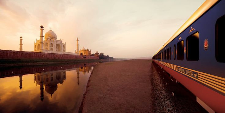 Maharajas' Express - World's Leading Luxury Train