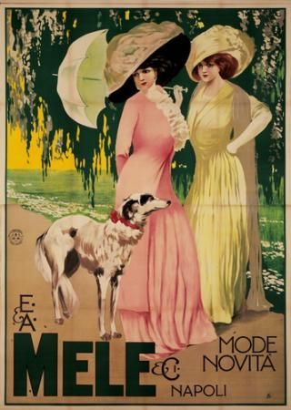 great vintage poster