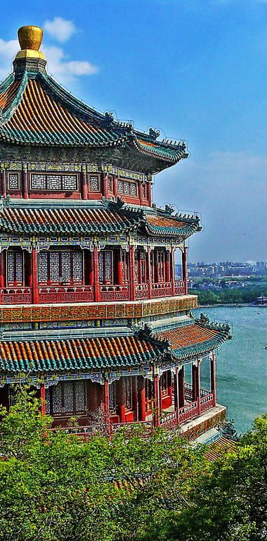 Yellow Crane Tower (黄鶴楼) #Wuhan, #CHINA http://richieast.com/