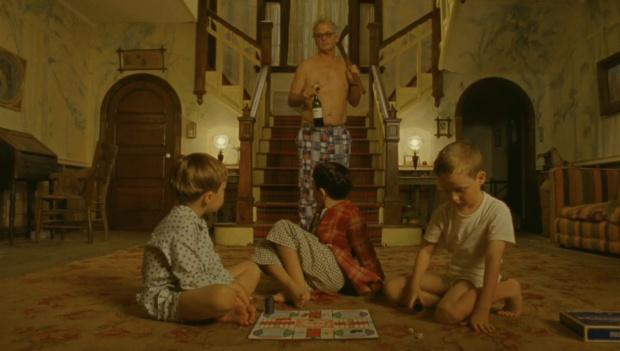 Moonrise Kingdom, Wes Anderson's next film. Can't wait...what a cast.
