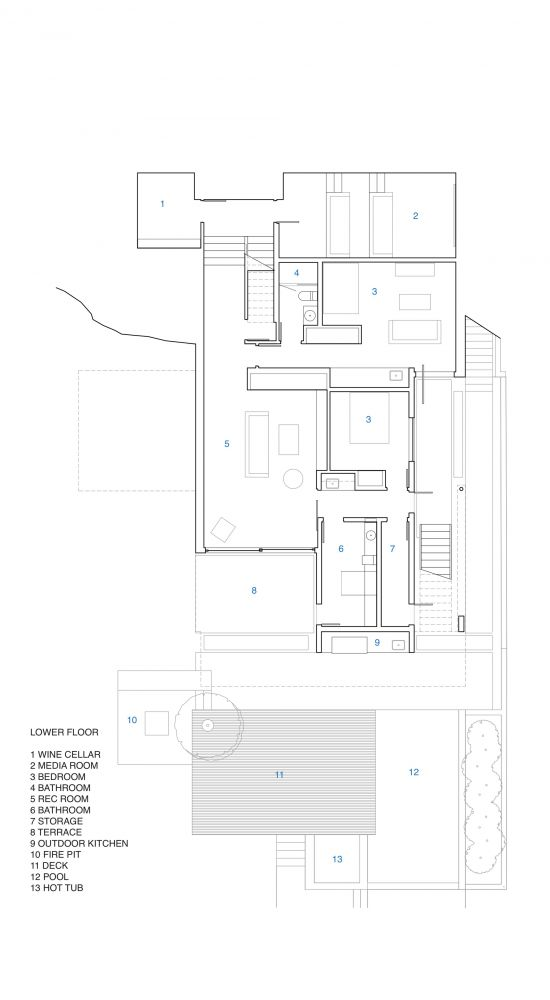 18 best williams residence images on pinterest future house gallery of russet residence splyce design 23 malvernweather Choice Image
