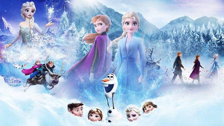 Frozen 2 Enchanted Land Cute Disney Characters Frozen Wallpaper Disney Princess Wallpaper