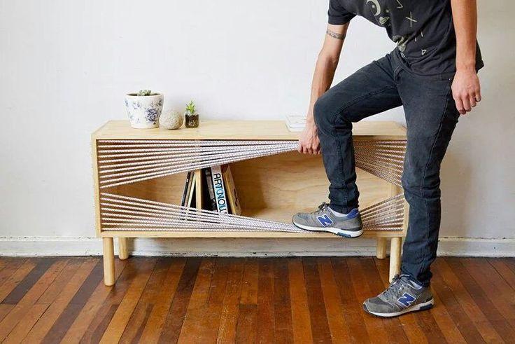 #Scandinavian #Sideboard Which Inspired by Boxing Ring  PIN: 7658A033 Call WA: 6281908021000 Inquiry: info@nusateak.com Site: NusaTeak.com  #Mebel #Furniture #Meuble #Home #Decor #Interior #Credenza #HomeDecor #Buffet #Cabinet #MinimalistFurniture #HomeInterior #Mahogany #Cupboard #FurnitureDesign #InteriorDesign #Design #Etsy #Indonesia #NusaTeak
