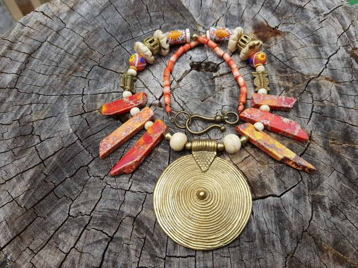 Tribal necklace. Found on etsy and Instagram @angels_unisex_jewellery