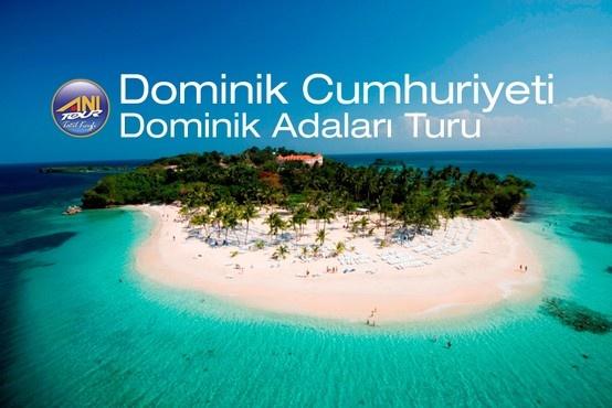Egzotik Balayı Turları ----> Dominik Cumhuriyeti ----> Dominik Cumhuriyeti ----> Dominik Adaları Turu ----> Her Cumartesi Hareketli 5 gece 6 gün olan #Anitur Dominik Adaları Tur detayları için bağlantıyı takip edin.