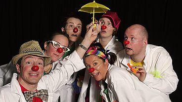 BBC One - The Clown Doctors UK