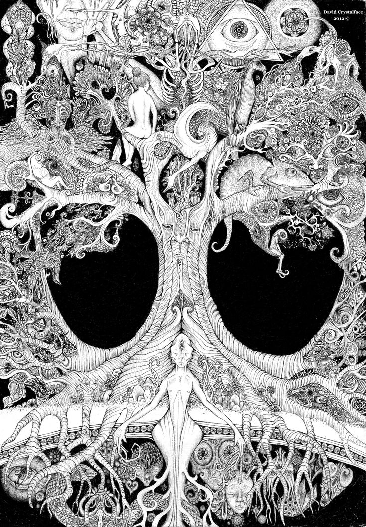 tree of life | The tree of life tattoo. by ~Sidscifi on deviantART - DeTo Forum