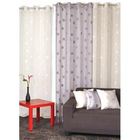 les 20 meilleures id es de la cat gorie voilage gris sur. Black Bedroom Furniture Sets. Home Design Ideas