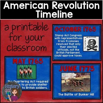 an examination of the events in the american revolution Events leading to the american revolution chart #1 event year what happened reaction proclamation of 1763 1763 • result of french and indian war • the british government.