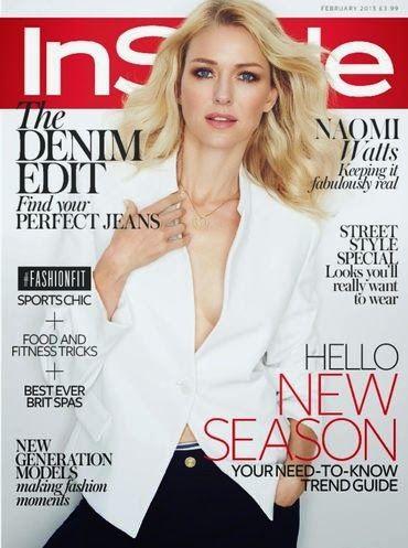Naomi Watts - InStyle UK