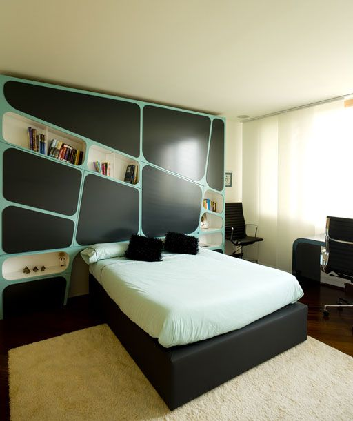 Dormitorios para jovenes varones young man 39 s bedroom - Decoracion jovenes ...