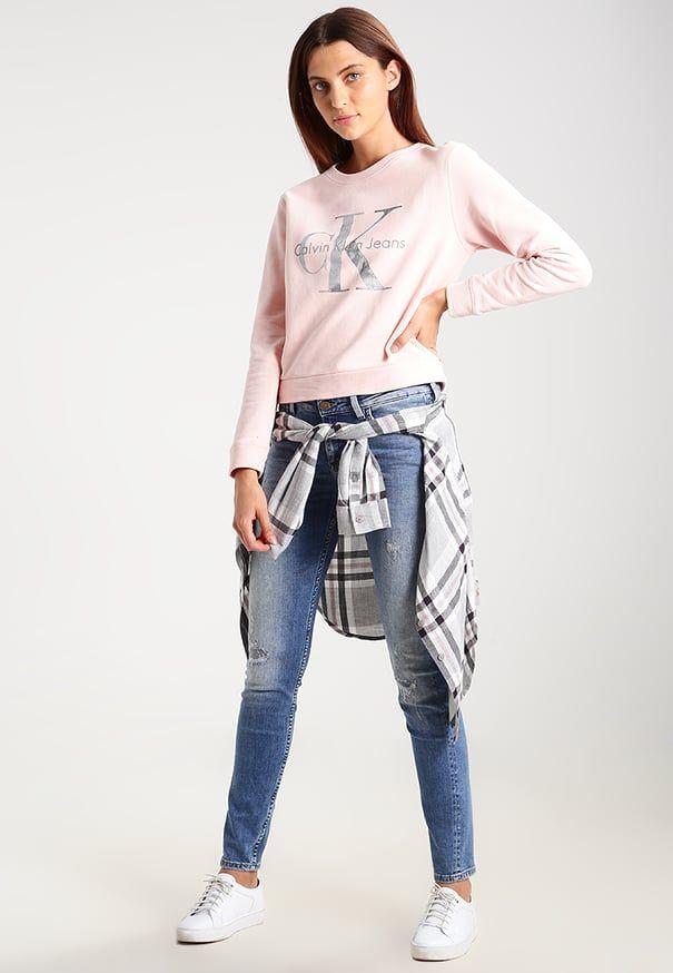 HARPER TRUE ICON - Sweatshirts - peachy keen