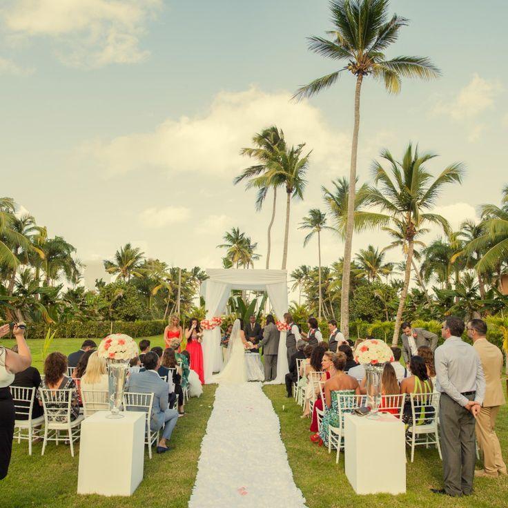 all inclusive beach wedding destinations%0A Garden Wedding at Riu Palace Bavaro  All Inclusive Hotel in Punta Cana   Weddings by