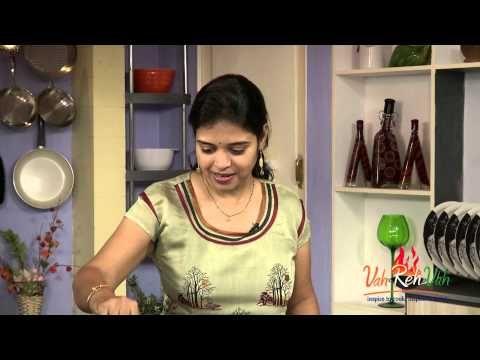 Breakfast recipe - Instant Oats Uthappam