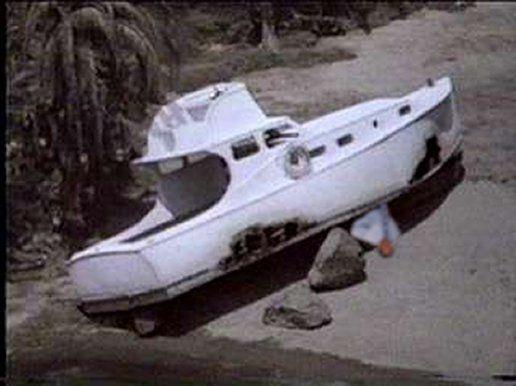 Gilligan's Island ~ S.S. Minnow