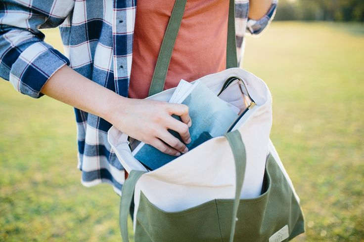 Oatmeal & Olive Traveller Basic Backpack