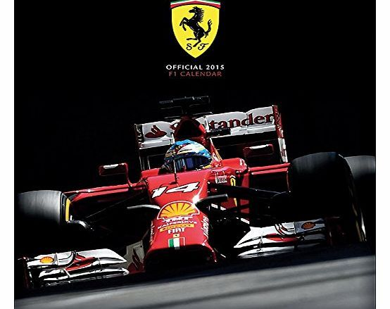 Poster Revolution Ferrari F1 Official 2015 Calendar Decorate your home or office with high quality wall décor. Ferrari F1 2015 Wall Calendar is that perfect piece that matches your style, interests, and budget.lt (Barcode EAN = 9781847575524) http://www.comparestoreprices.co.uk/ferrari/poster-revolution-ferrari-f1-official-2015-calendar.asp