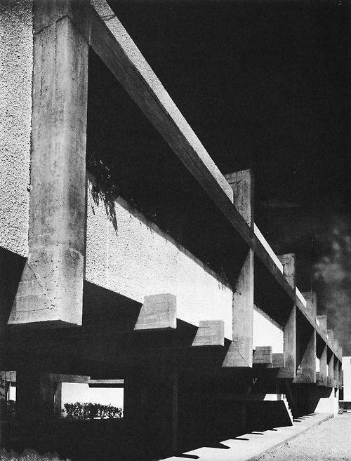 Civic Center | Rabat, Morocco | 1967 | Elie Azagury