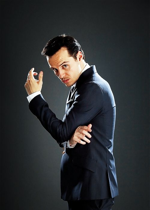 Andrew Scott is Moriarty; most compelling villain in 15 minutes (!) of actual screen time.