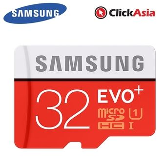 Buy Samsung 32GB EVO Plus MicroSD Class 10 W Adapter (MB-MC32DAAPC) online at Lazada. Discount prices and promotional sale on all. Free Shipping.