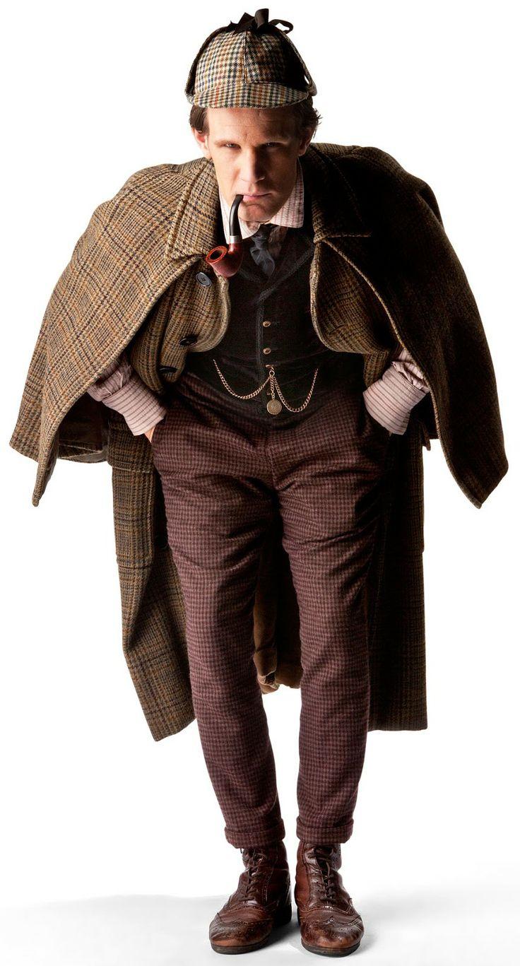 Картинки шерлок холмс костюм