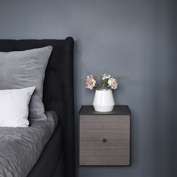 by Lassen's Frame boxes make a cool nightstand