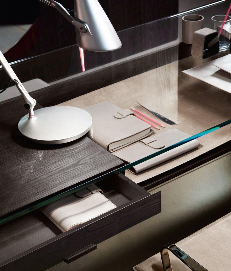 1000 ideas about glass desk on pinterest desks desk. Black Bedroom Furniture Sets. Home Design Ideas