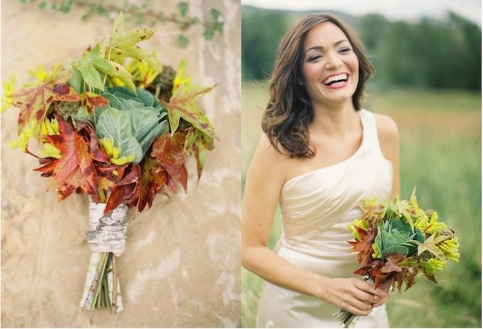 Petal Pick | Autumn Leaves - Articles & Advice | mywedding.com