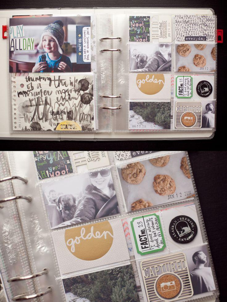LifeLovePaper | Project Life | Studio Calico Handbook