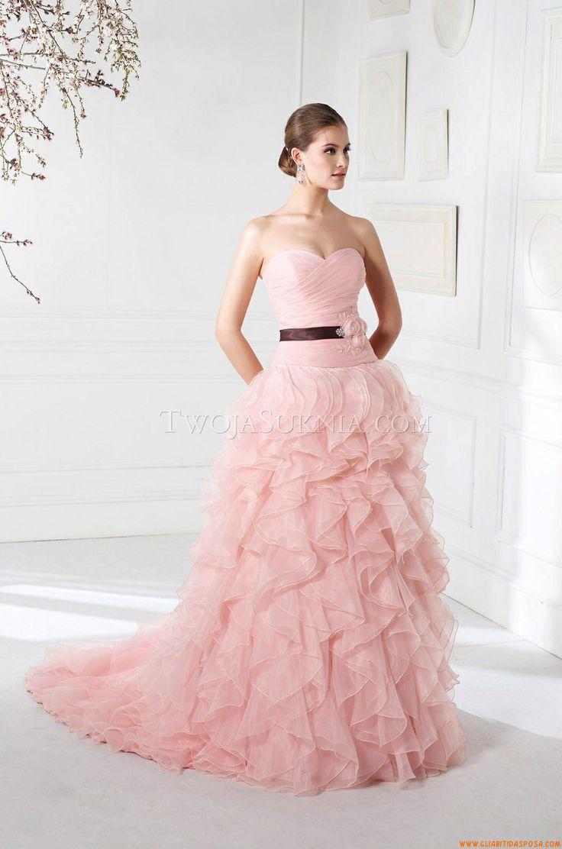 23 mejores imágenes de abiti da sposa fara en Pinterest | Vestidos ...