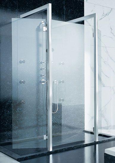 25 best ideas about cabine de douche integrale on for Paroi douche sur mesure castorama