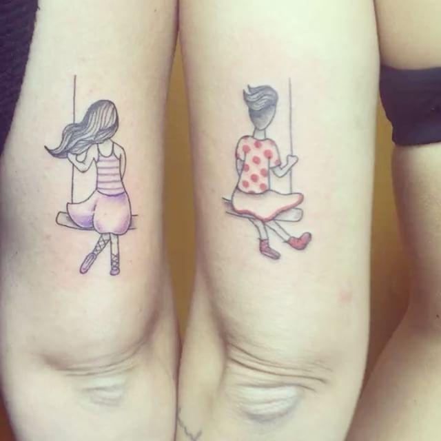 AMICHE PER CASO SORELLE PER SCELTA.....don...dolando @elleninwonderland @vale83disney #tattoos #tattoolife #tattooart #inked #seretattoo #tatuaje #artdaily #tattoomagazine #inkedgirl #inkedlife  #tattooedmen #inkedgirls #inkmaster #lovetattoo #tatuagem #artgram #tattoogirl #tattoo2me #ink #tattoostudio #tattooing #tattoooftheday #tattoartist #tatted #tatt #tatuaggi #tattedup #femaletattooartist #tattoopassion #tattoosnob